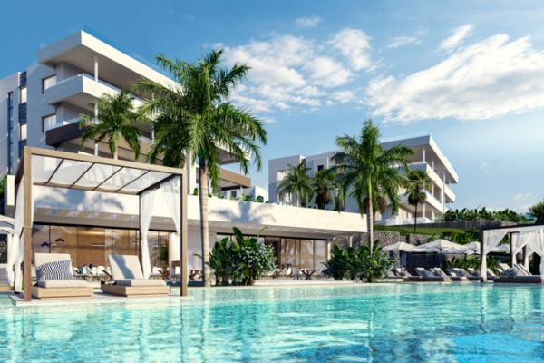 4 Bedroom, 4 Bathroom Apartment For Sale in Soul Marbella, Los Monteros, Marbella