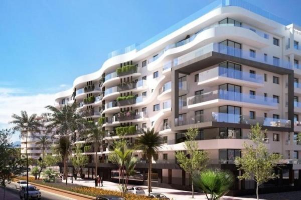 3 Bedroom, 2 Bathroom Apartment For Sale in Residencial Infinity, Estepona