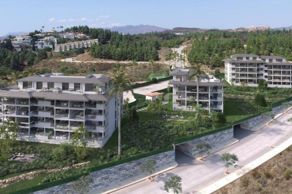3 Bedroom, 3 Bathroom, Apartment for Sale in Seven Seas, Mijas