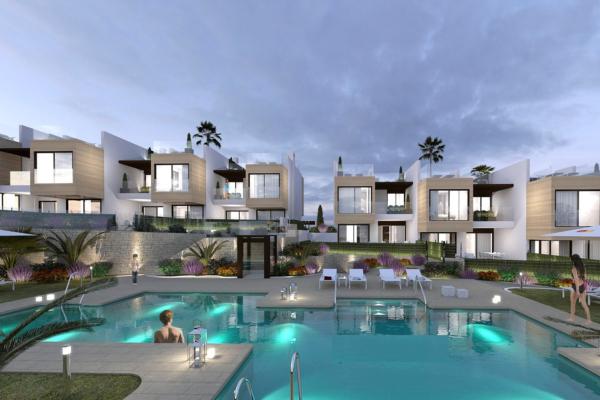3 Bedroom3, Bathroom Townhouse For Sale in Golden Green, Marbella