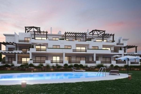 2 Bedroom, 2 Bathroom, Penthouse for Sale in Lotus Doña Julia, Casares