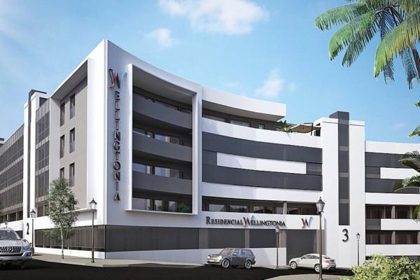 2 Bedroom, 1 Bathroom, Apartment for Sale in Wellingtonia, Estepona