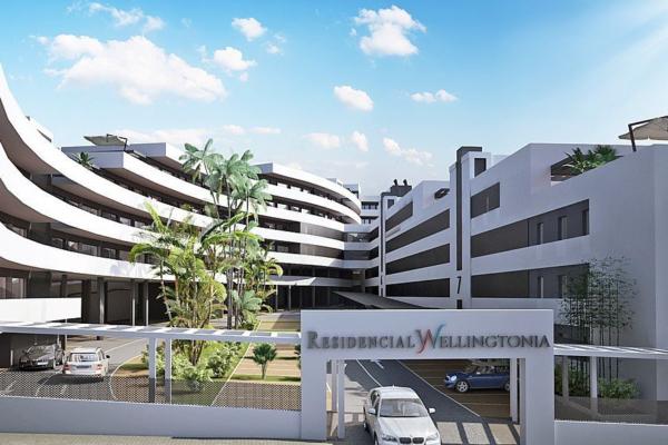 4 Bedroom, 3 Bathroom, Apartment for Sale in Wellingtonia, Estepona