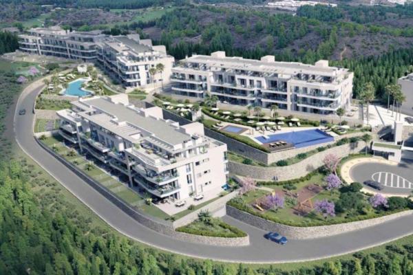 2 Bedroom, 2 Bathroom, Apartment for Sale in Vitta Nature Residential, Mijas