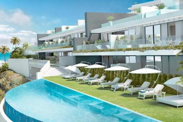New Development Apartments for Sale in Benalmádena