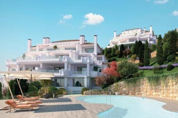 Penthouse inNueva Andalucia, Marbella