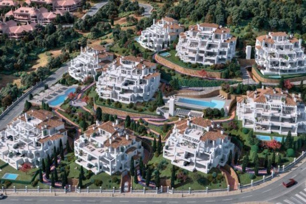 4 Bedroom, 4 Bathroom, Apartment for Sale in 9 Lions Residences, Marbella