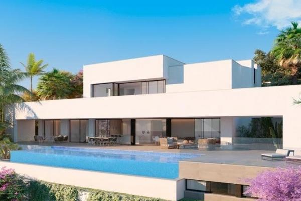4 Bedroom, 4 Bathroom, Villa for Sale in Los Flamingos Views, Benahavís