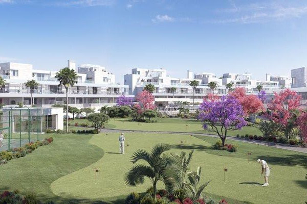 3 Bedroom, 2 Bathroom, Apartment for Sale in Palm Village, Estepona
