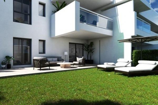 2 Bedroom, 2 Bathroom Apartment For Sale in El Lagar de Quabit, La Cala de Mijas