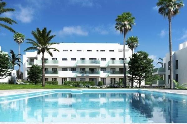 3 Bedroom, 2 Bathroom Apartment For Sale in El Lagar de Quabit, La Cala de Mijas