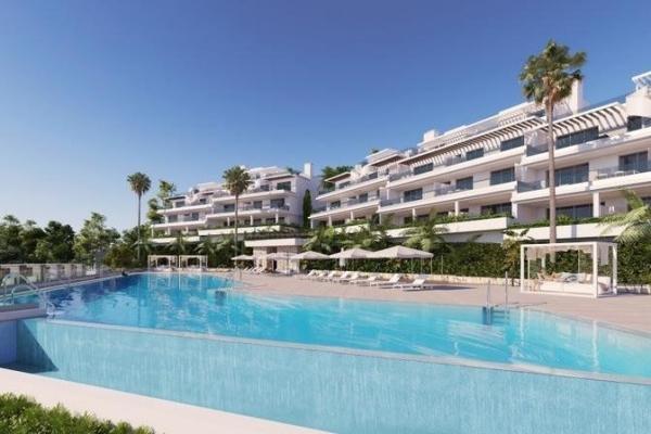 2 Bedroom, 1 Bathroom Apartment For Sale in Oceana Views, Cancelada, Estepona
