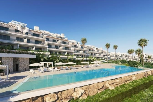 3 Bedroom, 2 Bathroom, Apartment for Sale in Oceana Views, Estepona