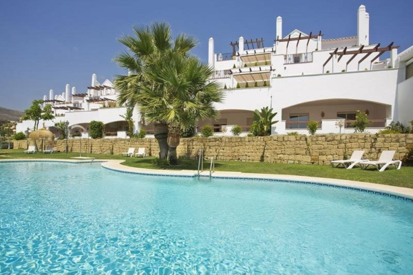 2 Bedroom, 2 Bathroom, Penthouse for Sale in Aloha Royal, Marbella