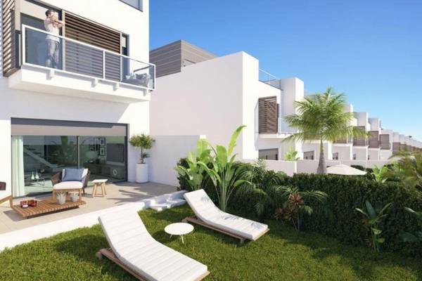 4 Bedroom, 2 Bathroom, Townhouse for Sale in Majestic Heights, Manilva