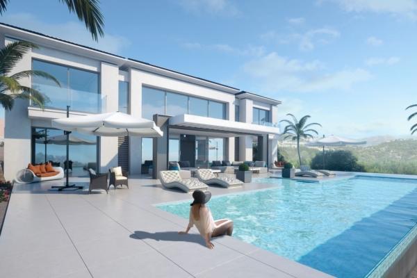 6 Bedroom6, Bathroom Villa For Sale in Los Almendros, Benahavis