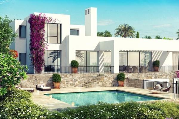 5 Bedroom, 5 Bathroom, Villa for Sale in Finca Cortesin Green 10 Villas, Casares