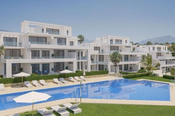 3 Bedroom, 2 Bathroom, Apartment for Sale in Cortijo del Golf Resort, Estepona