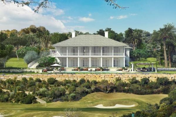 4 Bedroom, 4 Bathroom, Villa for Sale in Finca Cortesin Golfside, Casares