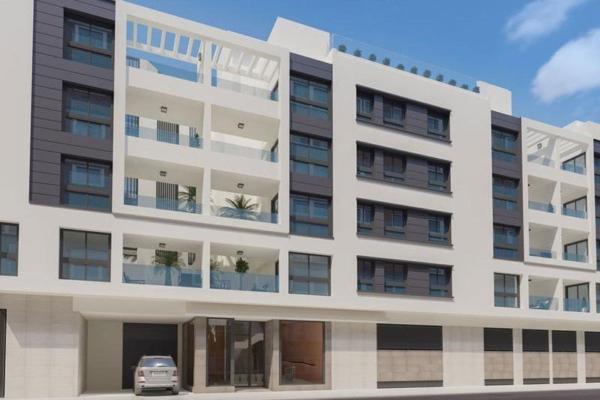 1 Bedroom, 1 Bathroom, Apartment for Sale in Edificio Constancia 22, Malaga
