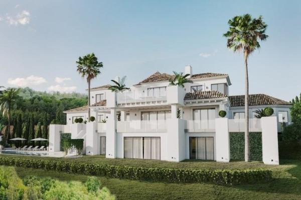 Villa in Villa Dart La Zagaleta, Benahavis
