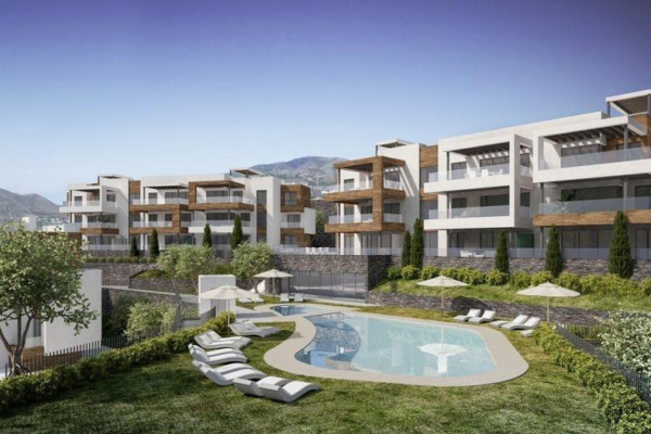 2 Bedroom, 2 Bathroom, Apartment for Sale in Middle Views Phase 1, Fuengirola