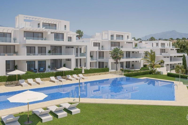 3 Bedroom, 2 Bathroom, Apartment for Sale in Mirador de Estepona Golf, Estepona