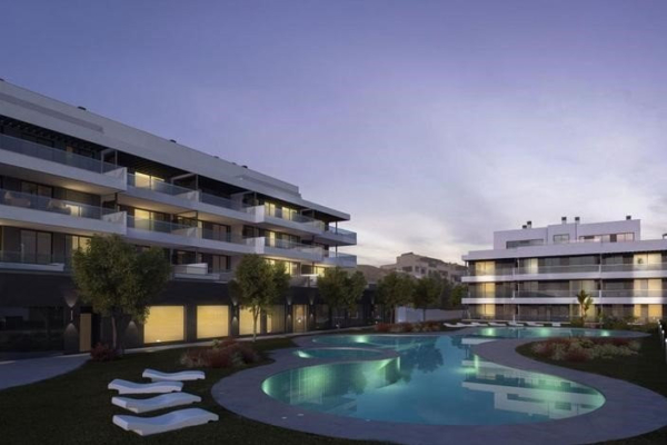 2 Bedroom, 2 Bathroom, Apartment for Sale in Cala Serena, Mijas