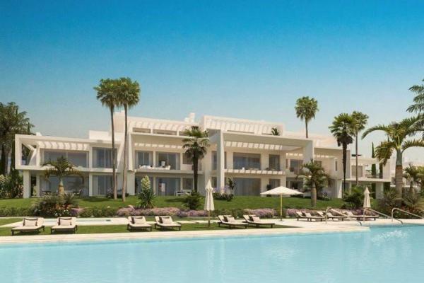 2 Bedroom, 2 Bathroom, Apartment for Sale in Alcazaba Lagoon IV, Casares