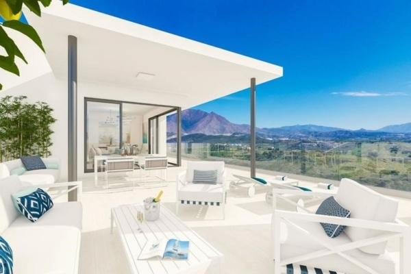 Penthouse in Casares