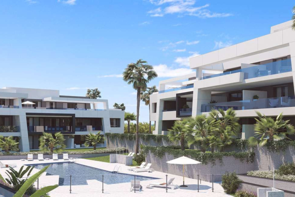 2 Bedroom, 2 Bathroom, Apartment for Sale in Vanian Gardens Phase 1, Estepona