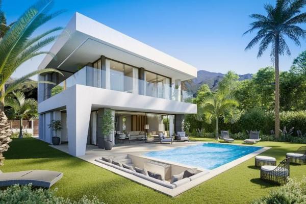 4 Bedroom, 3 Bathroom, Villa for Sale in Villa Amatista, Estepona