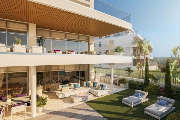 3 Bedroom, 2 Bathroom, Apartment for Sale in Mijas