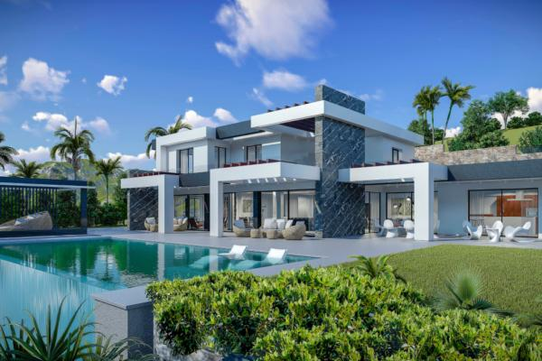 4 Bedroom, 4 Bathroom, Villa for Sale in Villa Ayame, Benahavis