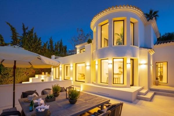Villa in Villa Karma Nueva Andalucia, Marbella