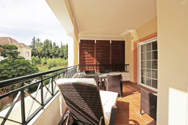 3 Bedroom2, Bathroom Apartment For Sale in River Garden, Marbella