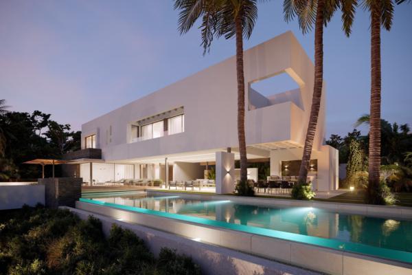 4 Bedroom4, Bathroom Villa For Sale in La Alqueria, Benahavis