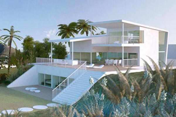 4 Bedroom, 4 Bathroom Villa For Sale in Reserva del Higueron, Mijas Costa