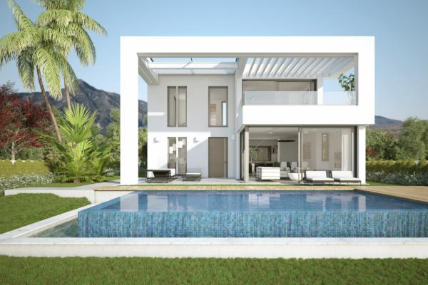 3 Bedroom3, Bathroom Villa For Sale in Buena Vista, Mijas