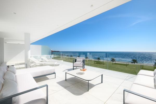 4 Bedroom4, Bathroom Apartment For Sale in Emare, New Golden Mile, Estepona