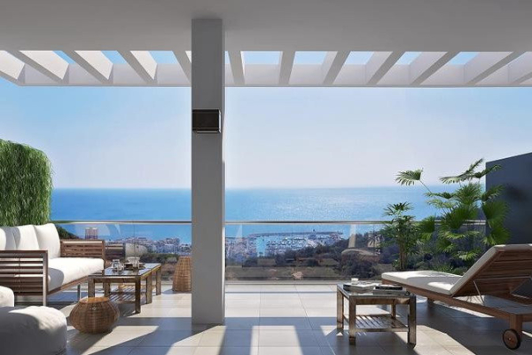 2 Bedroom, 2 Bathroom, Apartment for Sale in Blue Sunset, Manilva