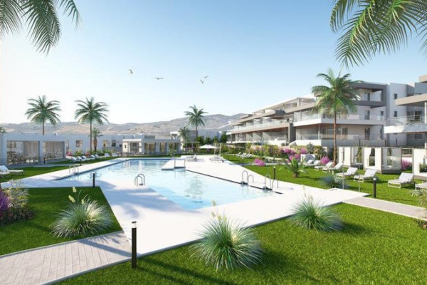 2 Bedroom, 2 Bathroom, Apartment for Sale in Valle Romano, Estepona