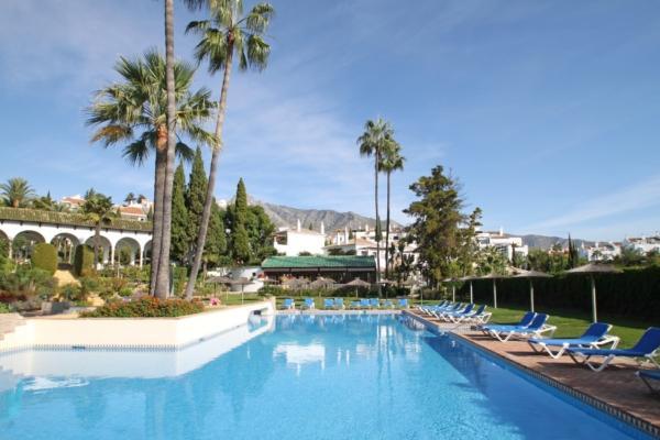 2 Bedroom, 2 Bathroom Apartment For Sale in Señorio de Marbella, Marbella Golden Mile