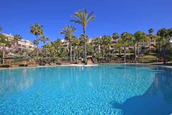 4 Bedroom4, Bathroom Apartment For Sale in Marbella