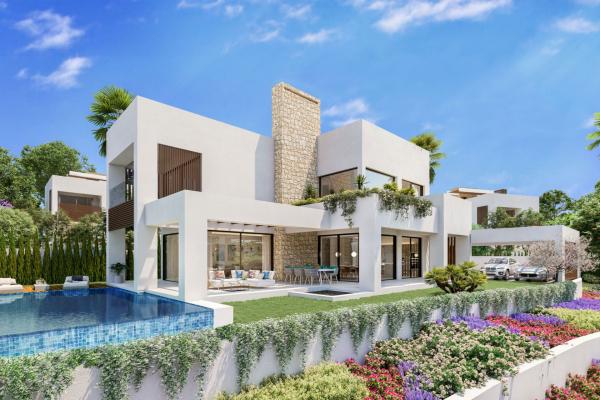 4 Chambre, 4 Salle de bains Villa A Vendre danse La Fuente Marbella
