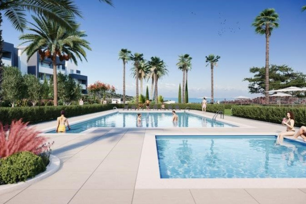 2 Bedroom, 2 Bathroom, Apartment for Sale in Estepona