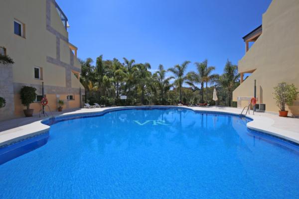 2 Schlafzimmer, 2 Badezimmer Penthaus Zum Verkauf in Vista Real, Nueva Andalucia