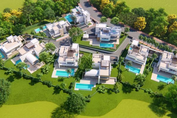 Private Villas Santa Clara Golf