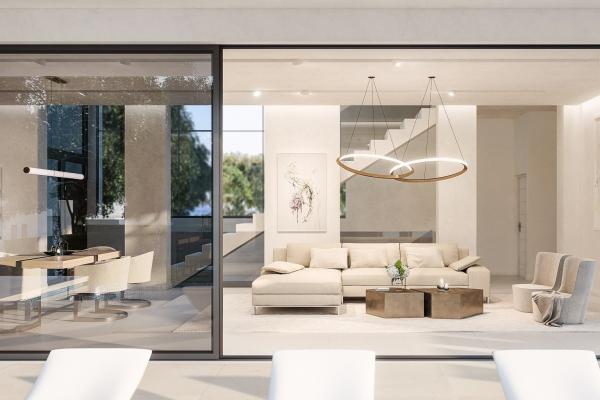 3 Bedroom, 4 Bathroom Villa For Sale in Arboleda, Estepona