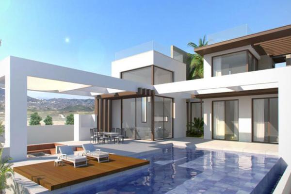 4 Bedroom, 4 Bathroom Villa For Sale in Mijas Golf, Mijas Costa